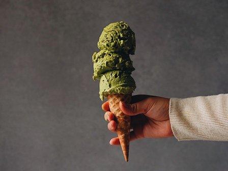 Avocado Matcha Ice-cream