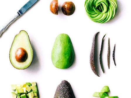 various avocados image