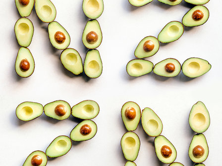 nz avocado image