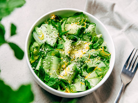 cucumber avocado image