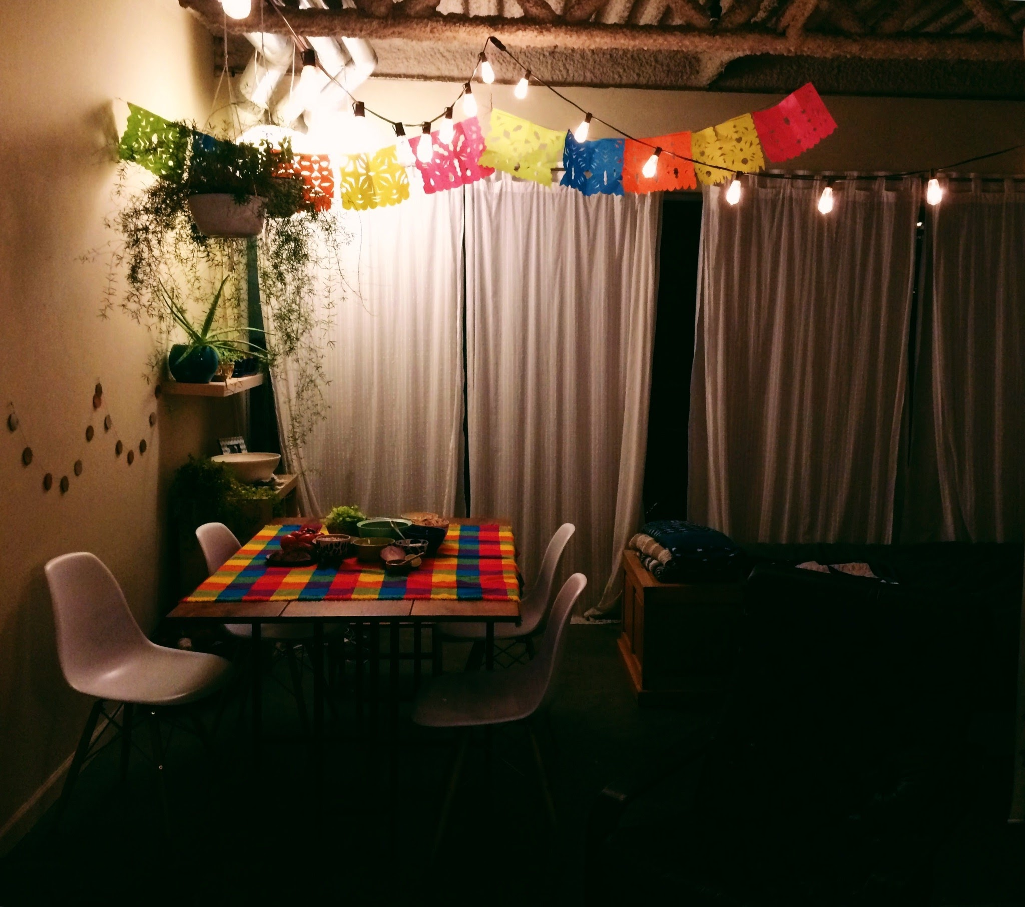 taco tuesday DIY feista decor