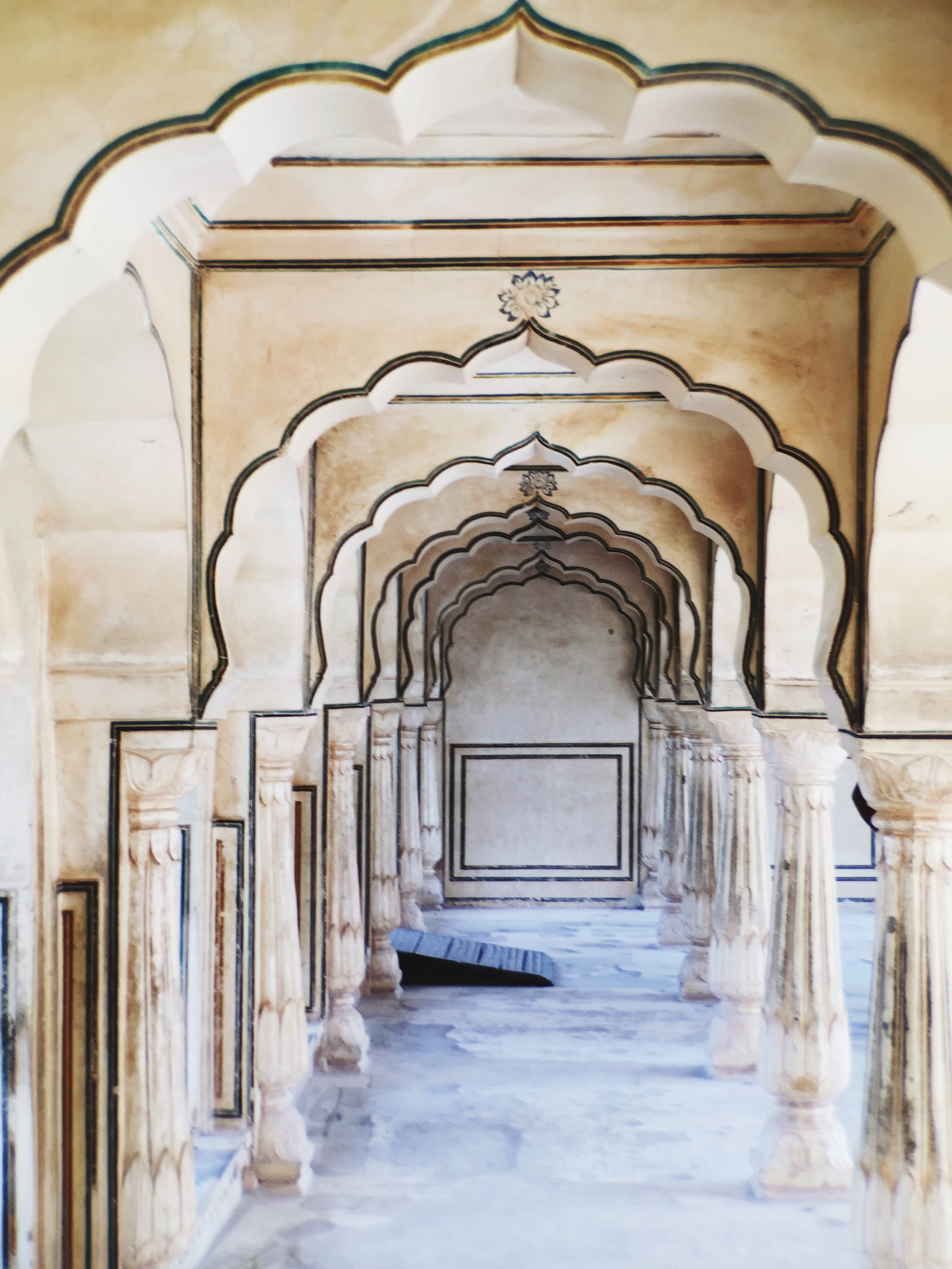 The McHowe World Tour - Amber Fort, Jaipur, India