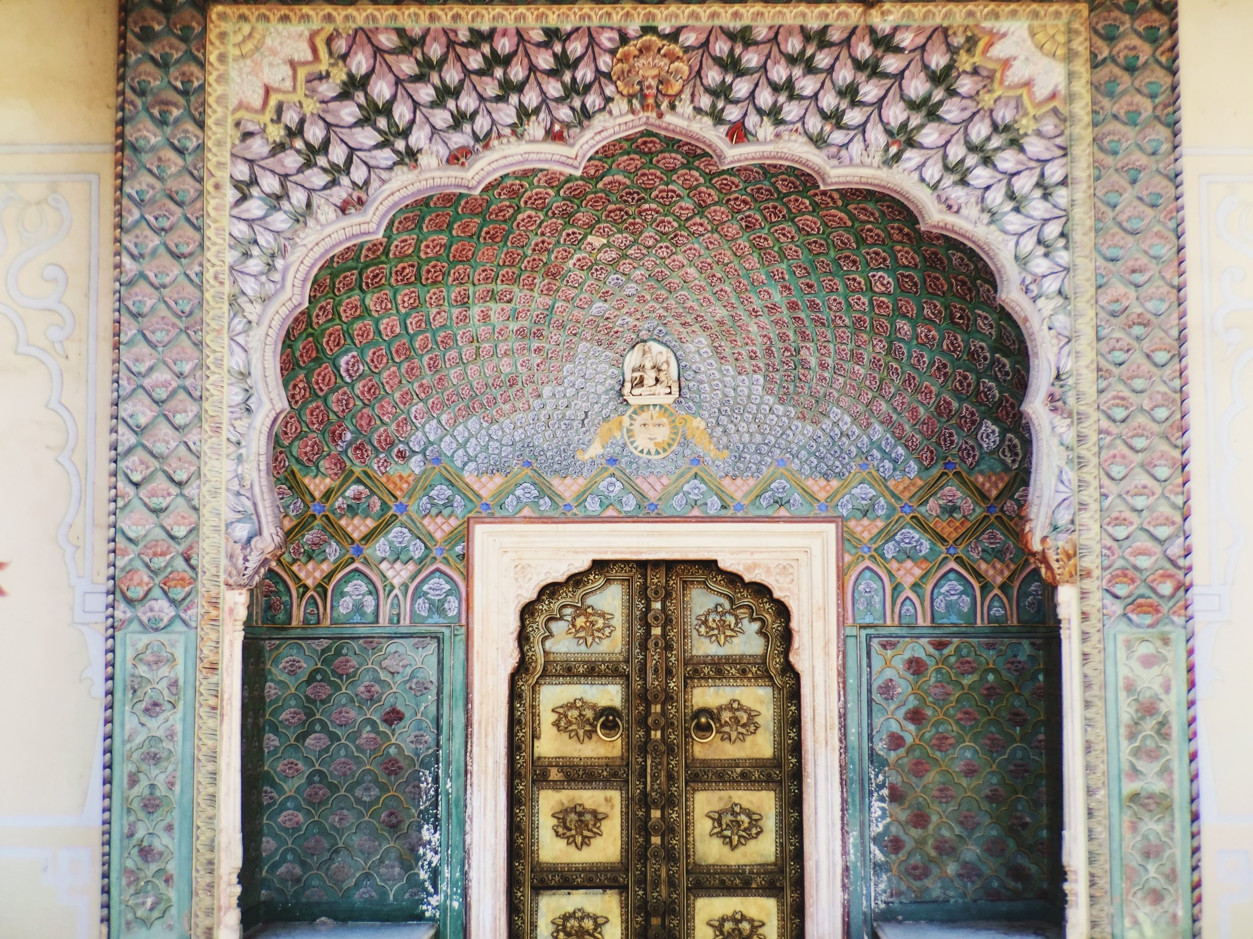 The McHowe World Tour - Part II- Jaipur the Pink City - City Palace