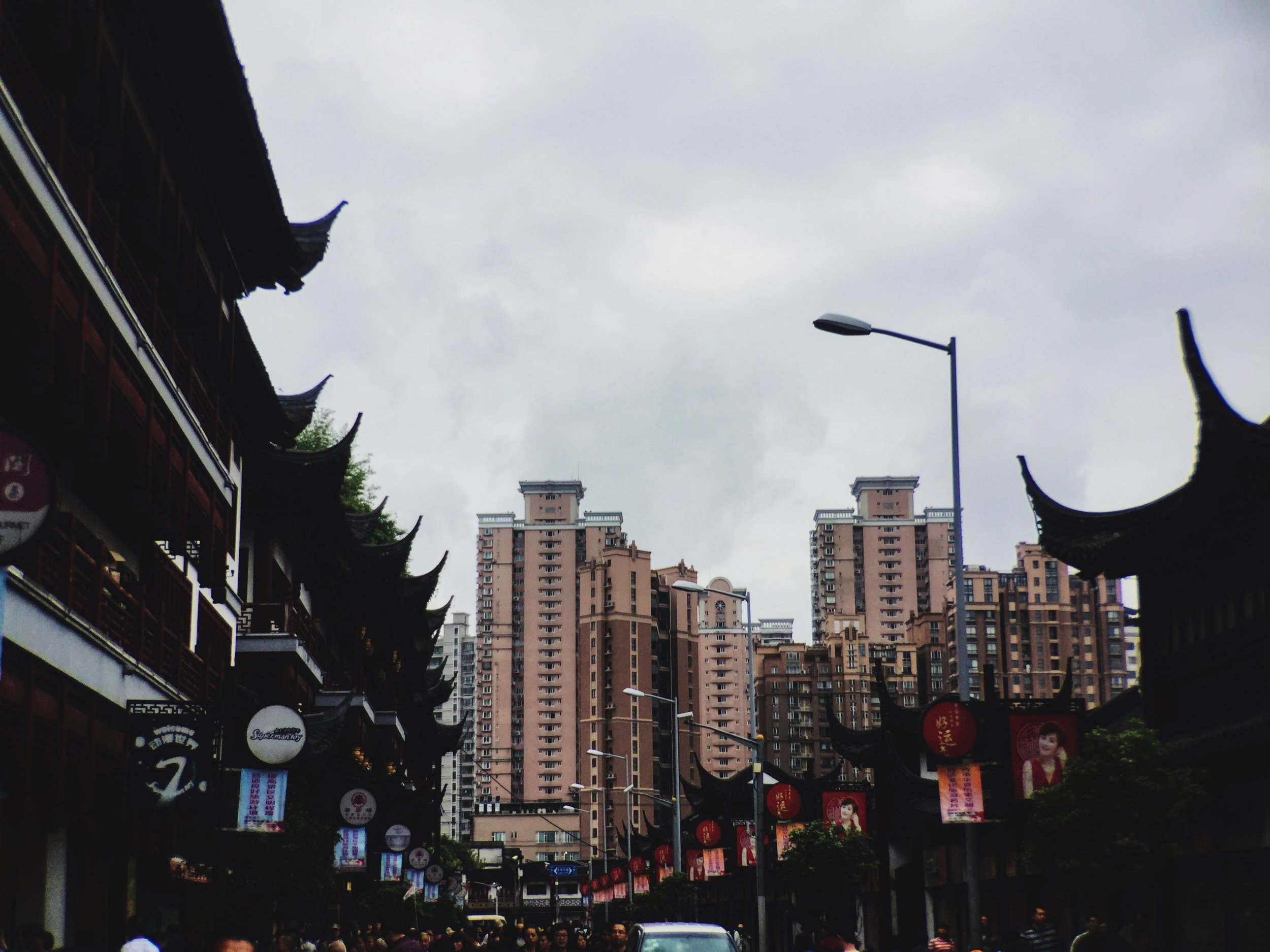The McHowe World Tour- what to do on a 12 hour layover in Shanghai