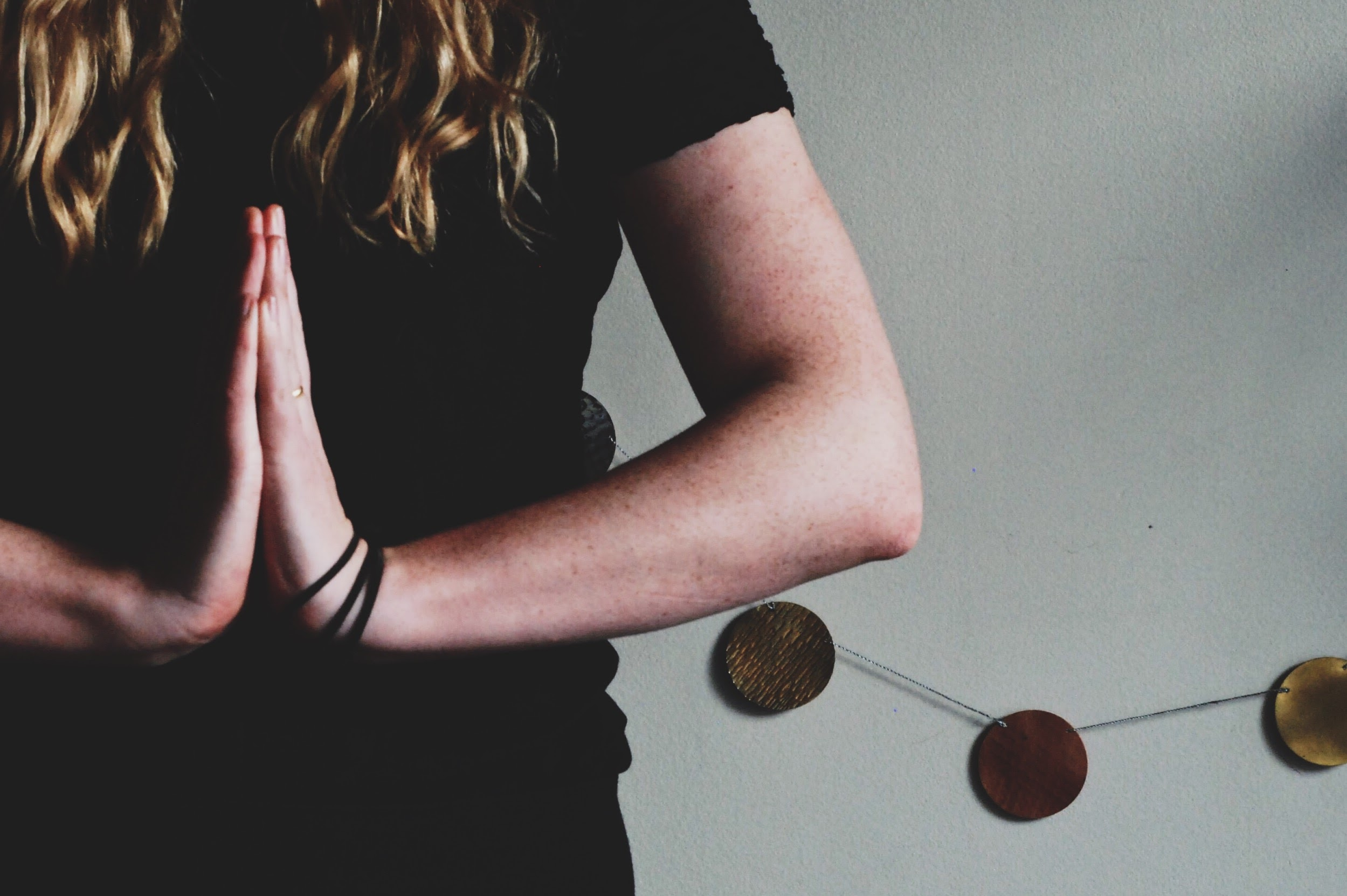 Getting in the Mudra - My Yoga Challenge - Week 2- 10/20 classes