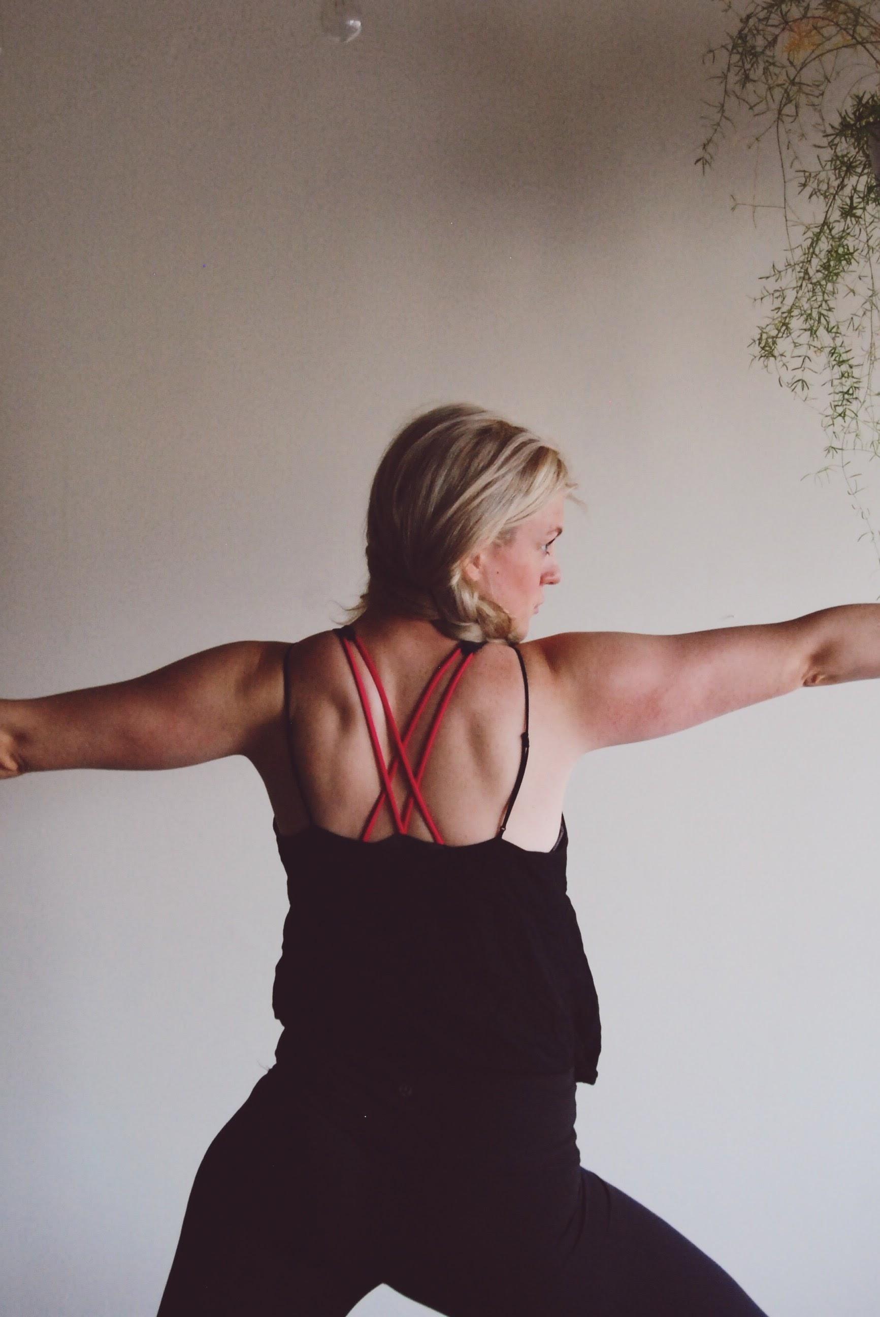 A Bit of a Stretch - My Yoga Challenge - Week 4