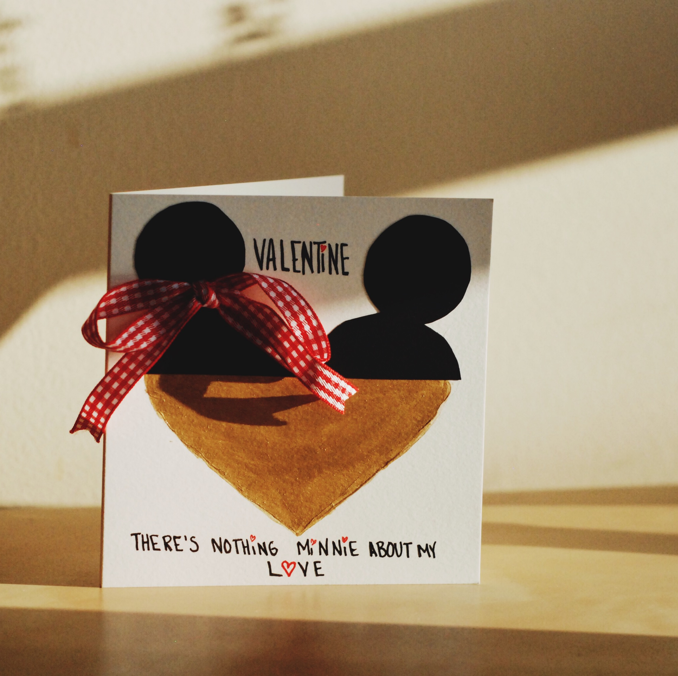 Monthly Mail Club - February 2017 - Minnie Mouse Valentine