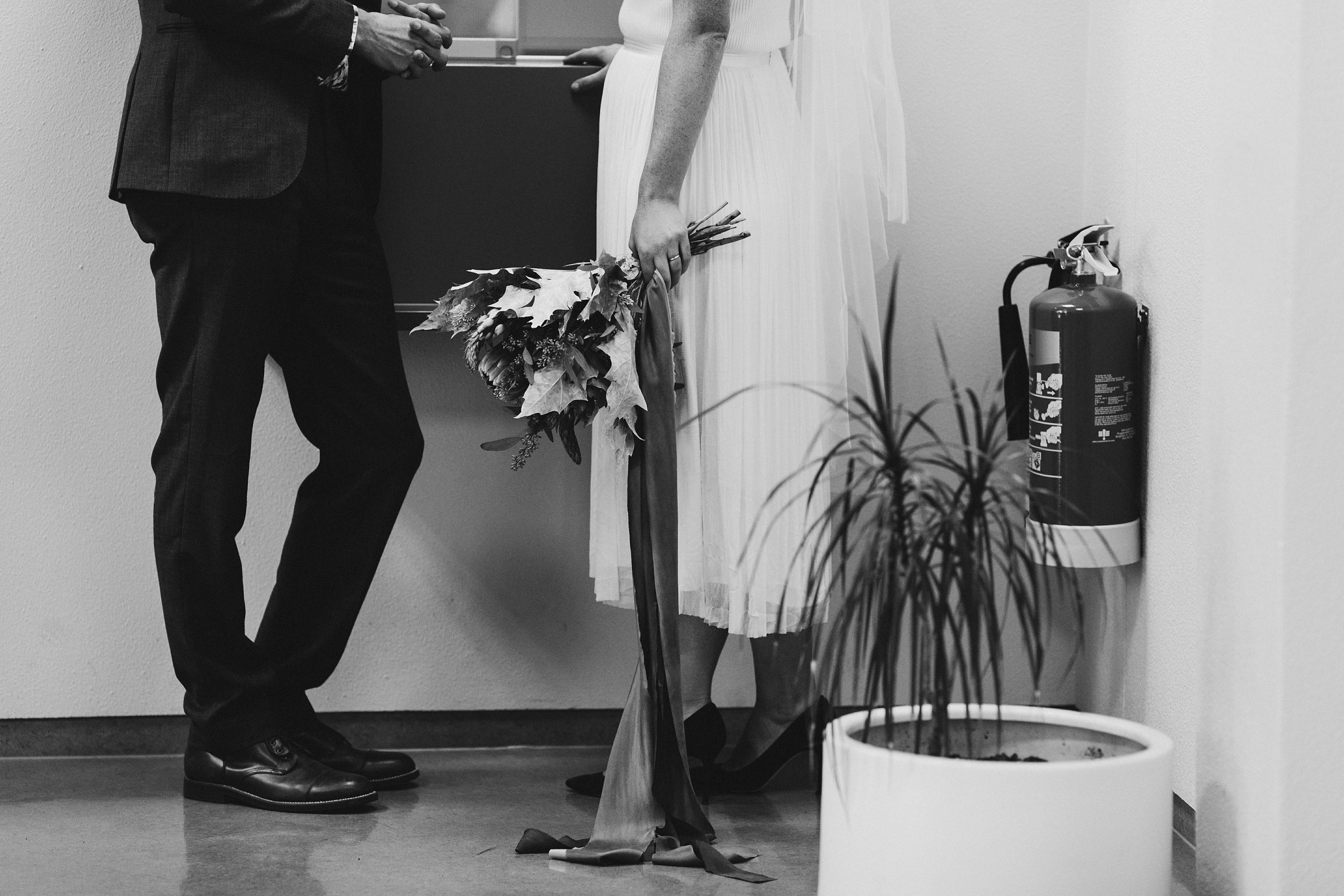 How to get legally married in Iceland - Our Icelandic Elopement - Shari + Mike Photographers
