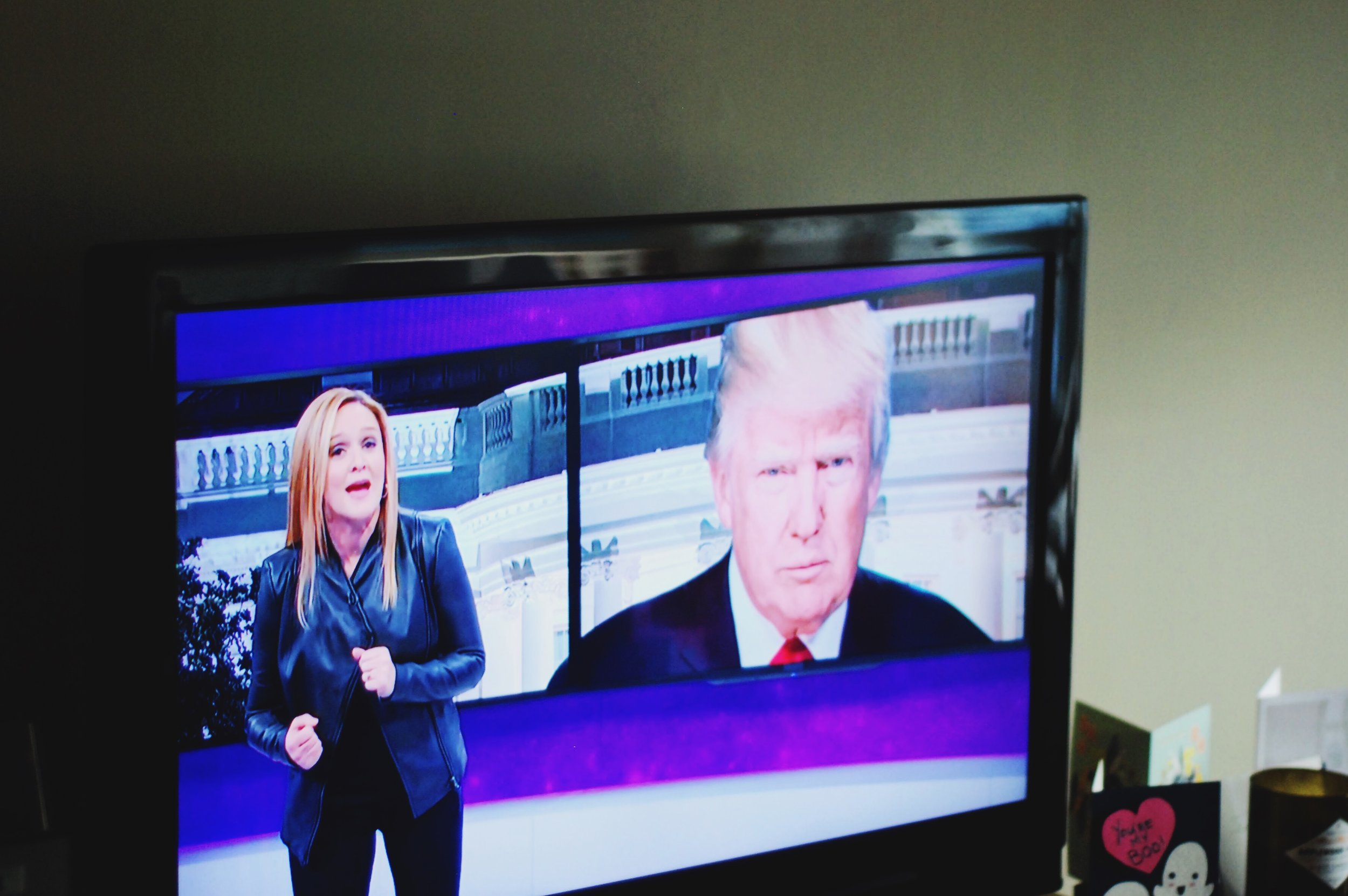 How to keep well informed and up to date without directly reading the news - Full Frontal with Samantha Bee