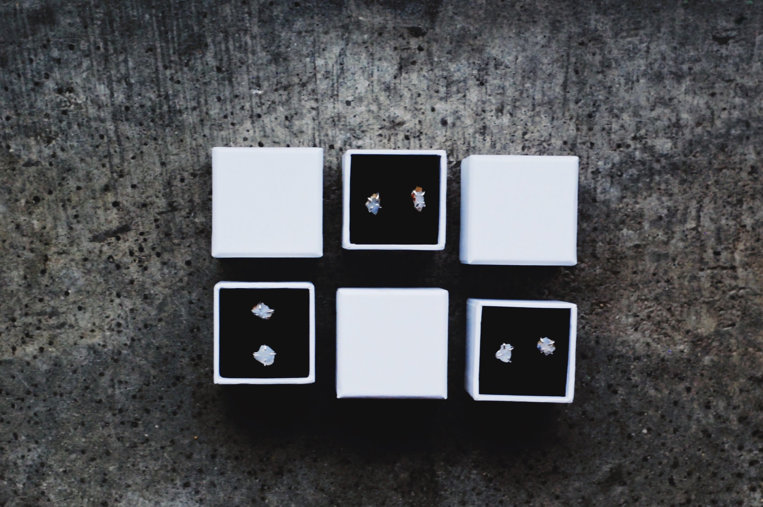 Transform your memories into jewelry  - handmade earrings by Foe & Dear