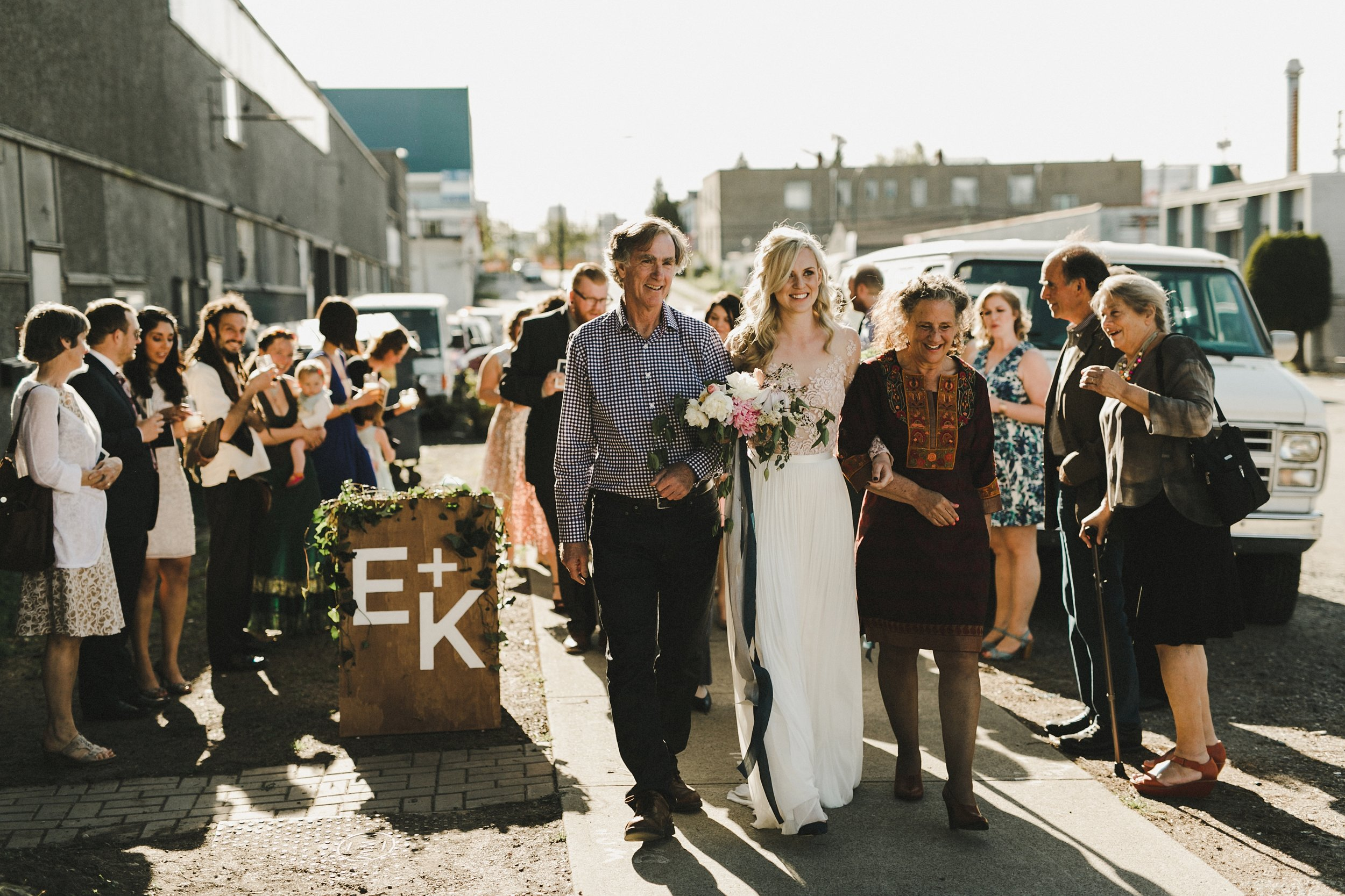 Why you should hire a wedding videographer, photos by Shari + Mike Photographers, video by Hello Tomorrow