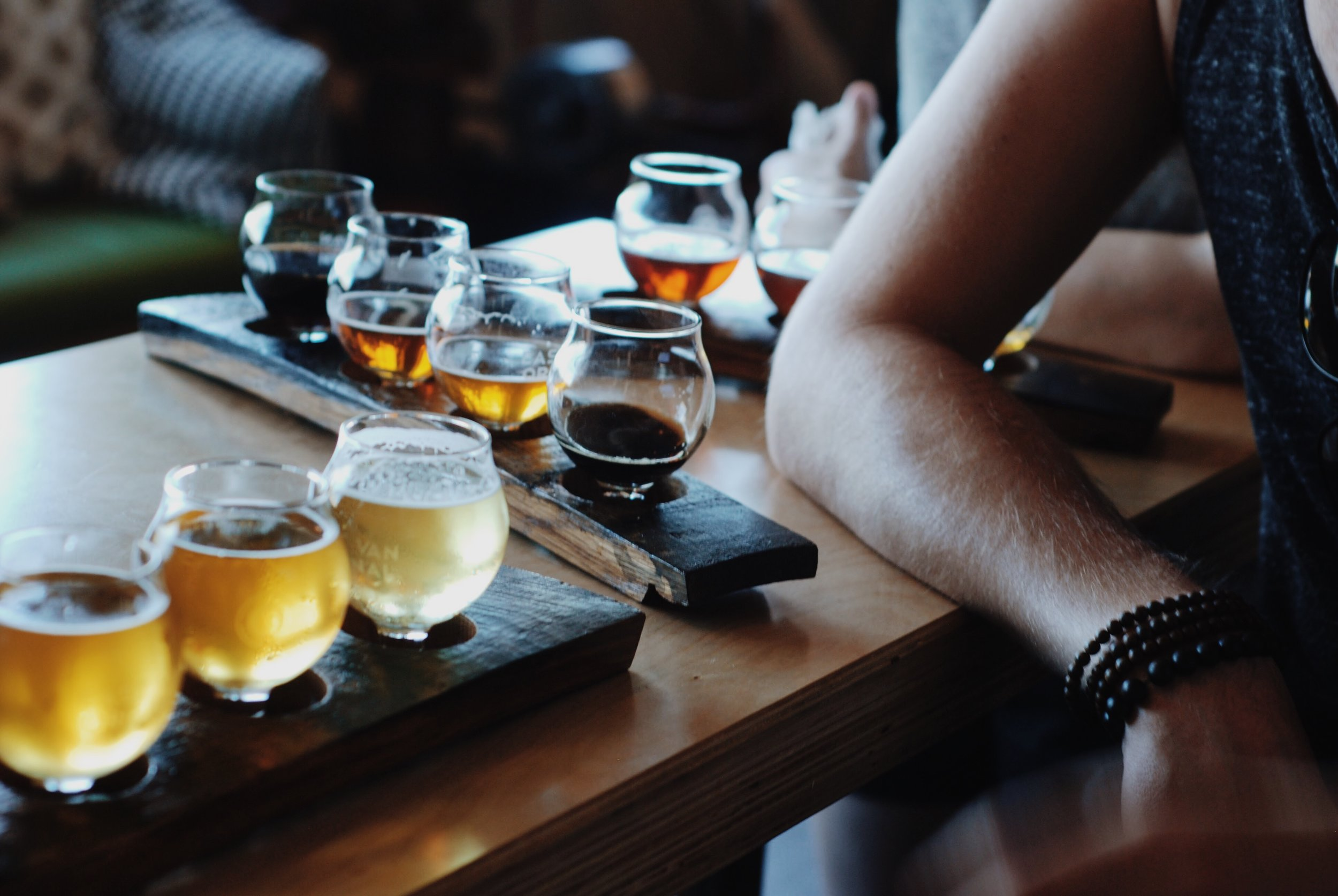 How to Feel Comfortable in a Brewery