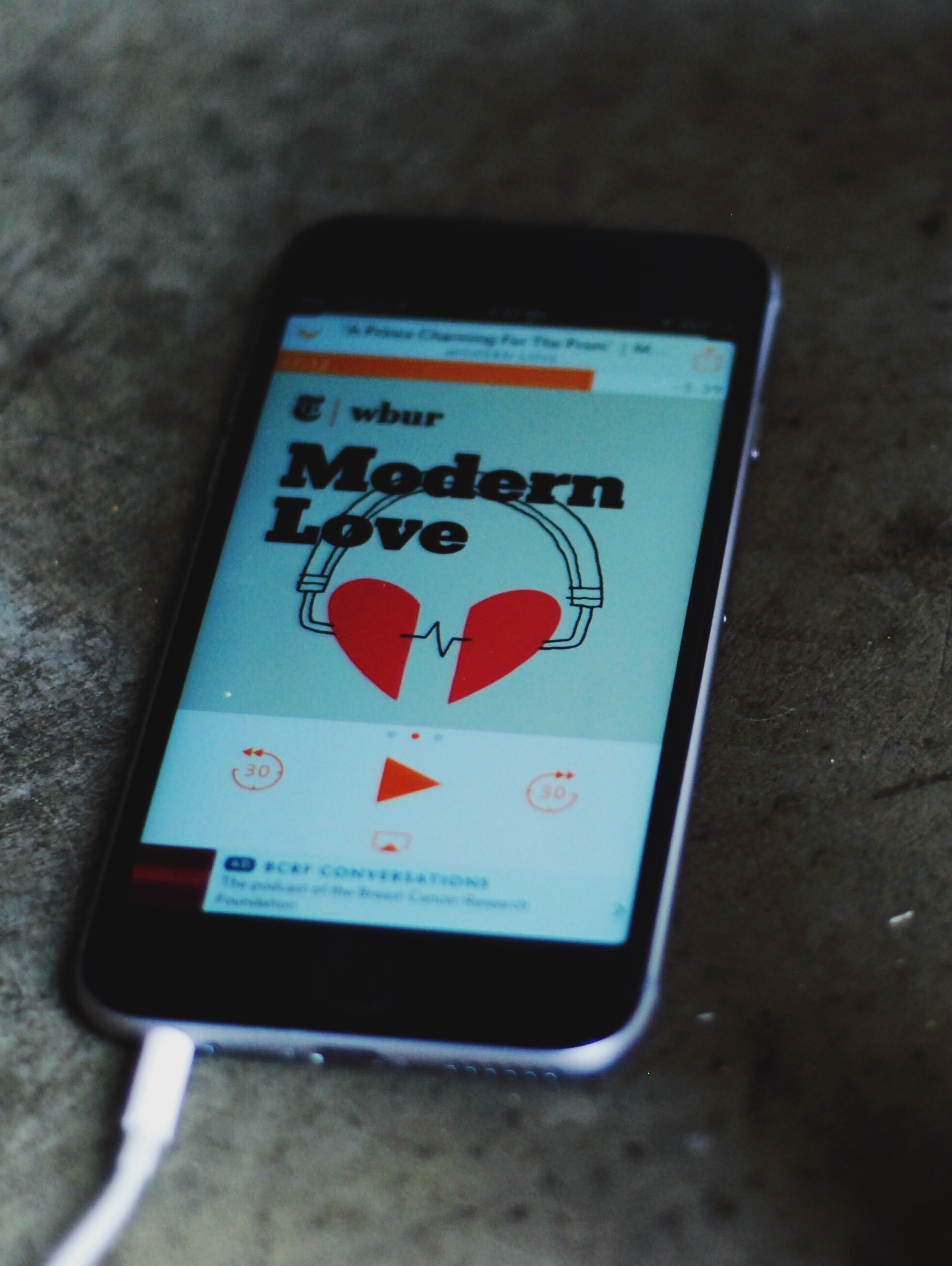 Modern Love the Podcast