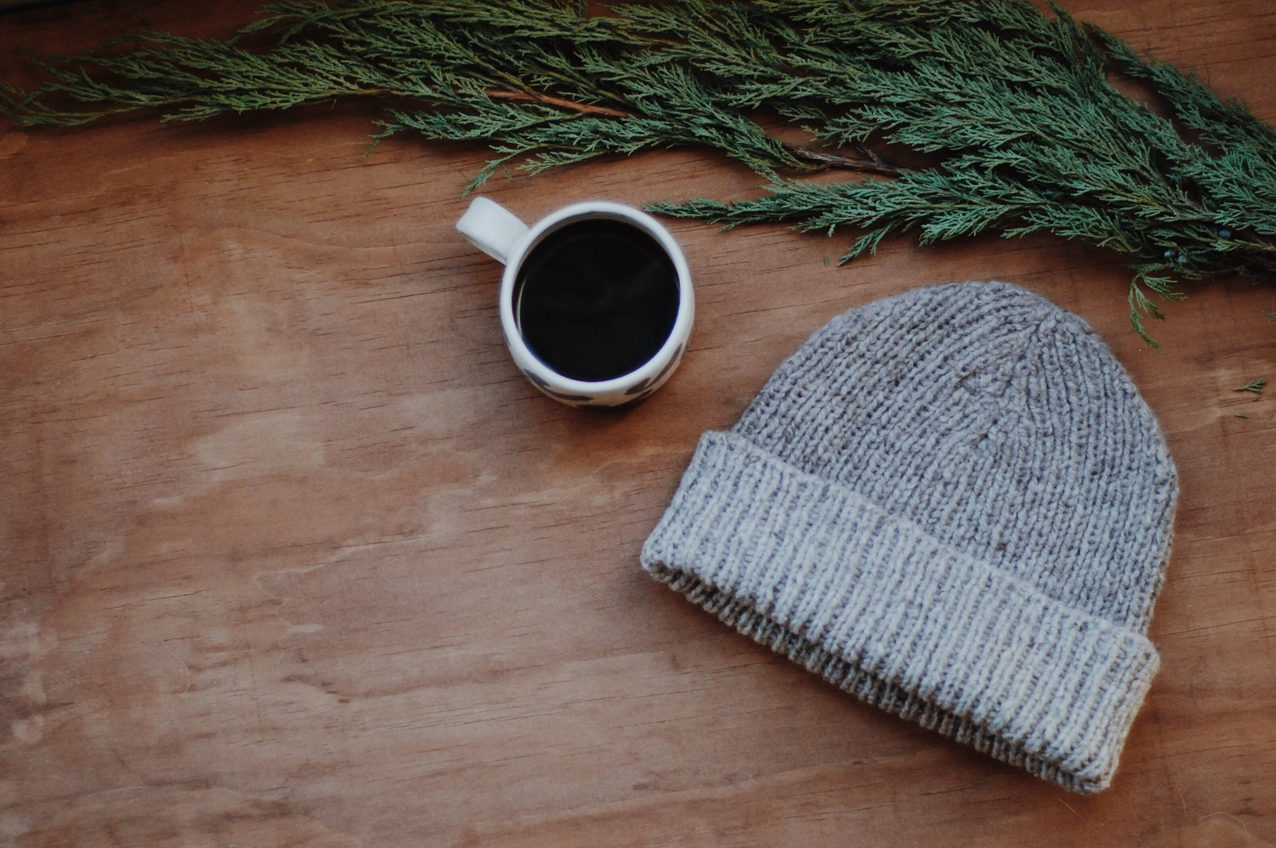 The Best Toque Pattern + Wool