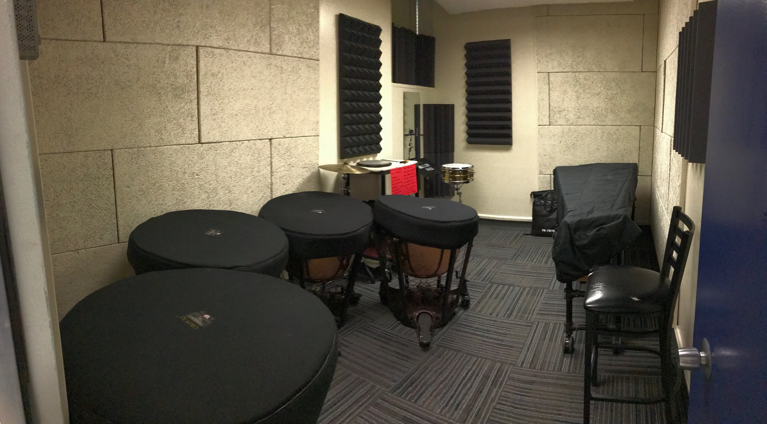 Percussion Room B240