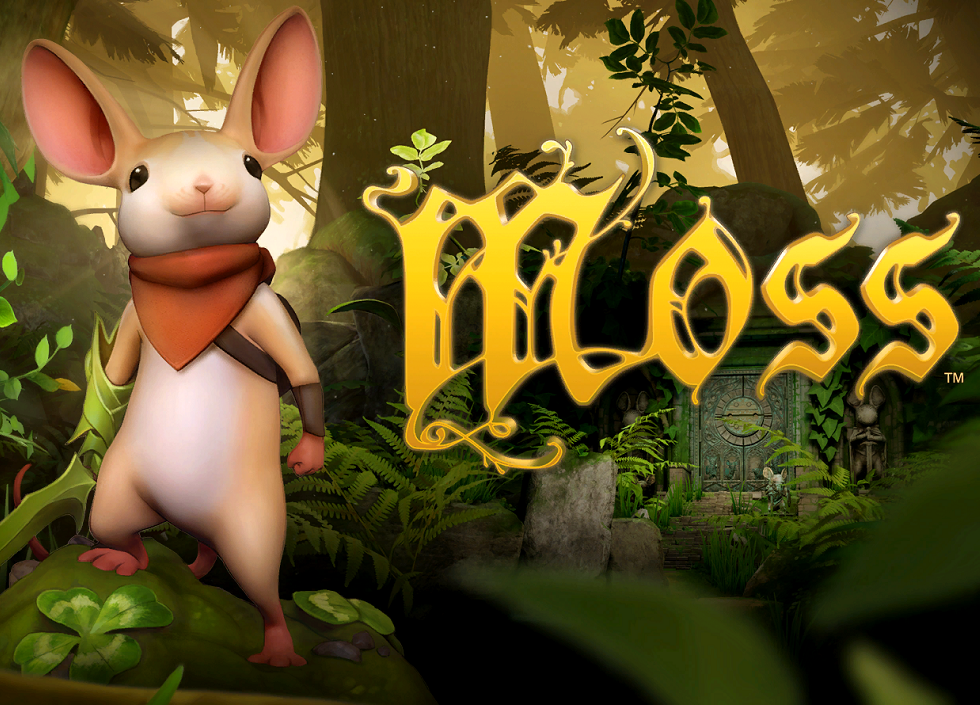 1. Launch Moss - Make sure the game fully starts.