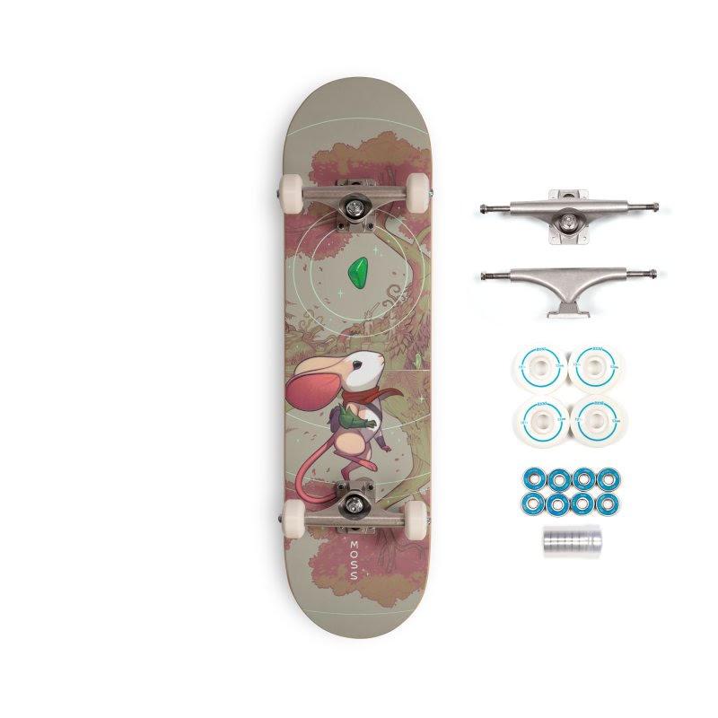 Twilight Garden Skateboard -