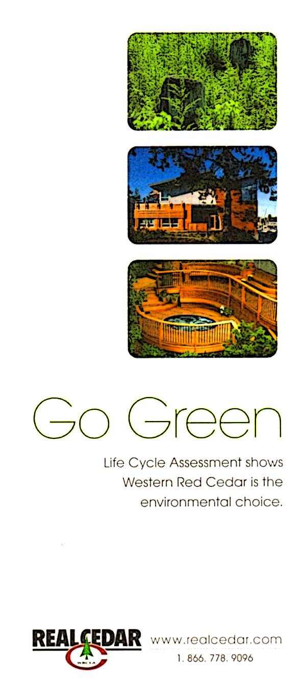 Cedar Go Green