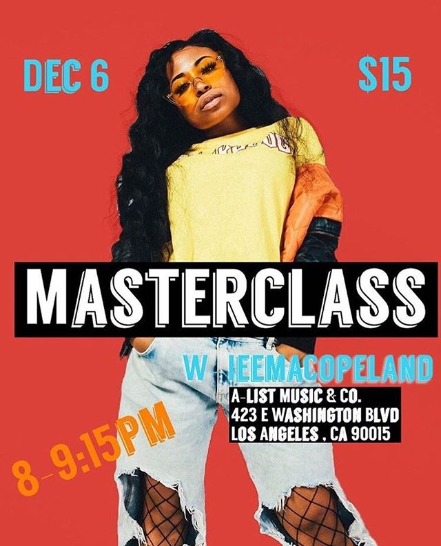 One of the industry's top dancers @ieemac is teaching a masterclass this Thursday at our studio. If you are or want to be a professional dancer you want to be there! 💃🏻👯♂️🕺🏽👯♀️ #dance #dancer #dancestudio #la #downtownla #dtla #losangeles #rehearsalstudio #recordingstudio #photographystudio.