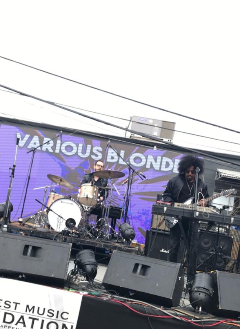 Various Blonde