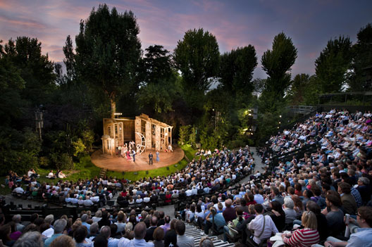 Regents Park open air theater