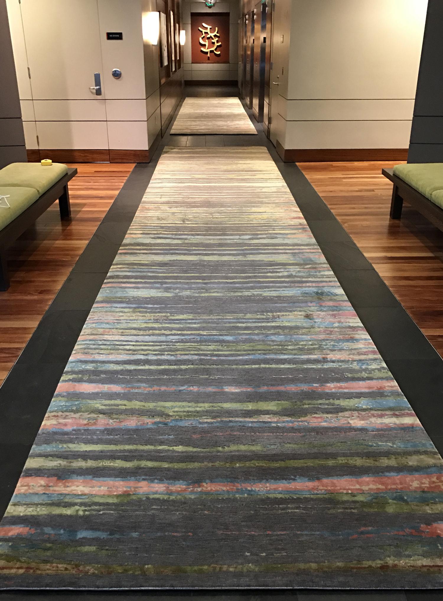 Lapchi custom Ossidare rug