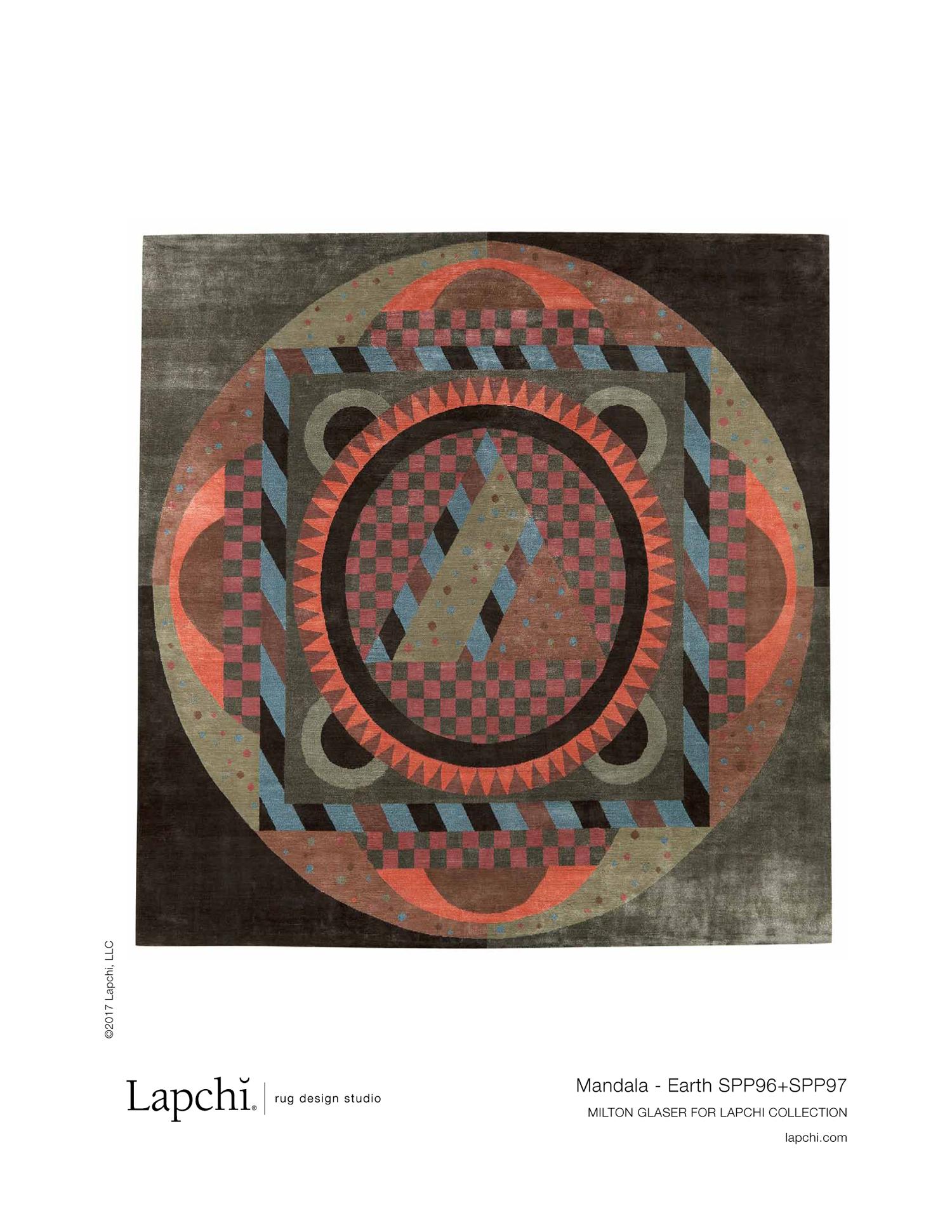 Mandala 8x8