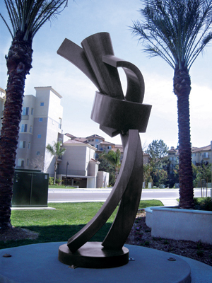 Guy Dill, La Jolla Crossroads, San Diego, CA