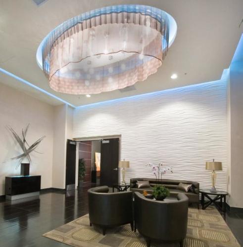 Matt Devine, Sapphire Tower Building Lobby, San Diego, CA