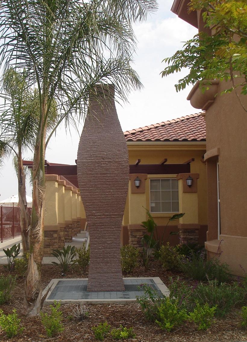 Jesus Moroles, Greenfield Village, San Diego, CA