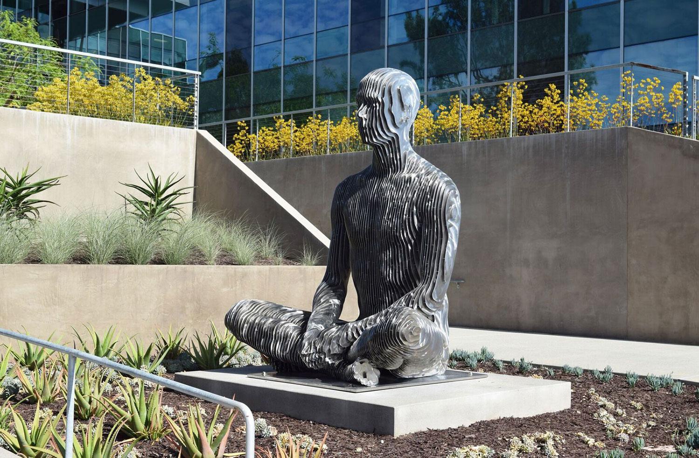 Julian Voss-Andreae, San Diego, CA