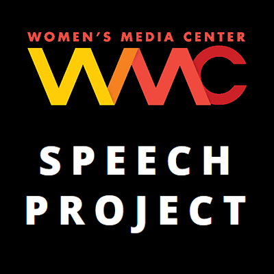 WMC Speech Project - WMC Speech Project is a project from the Women's Media Center that is dedicated to raising public and media awareness about online harassment. They contribute to new frameworks that ensure that free speech is a right that extends equally to all.