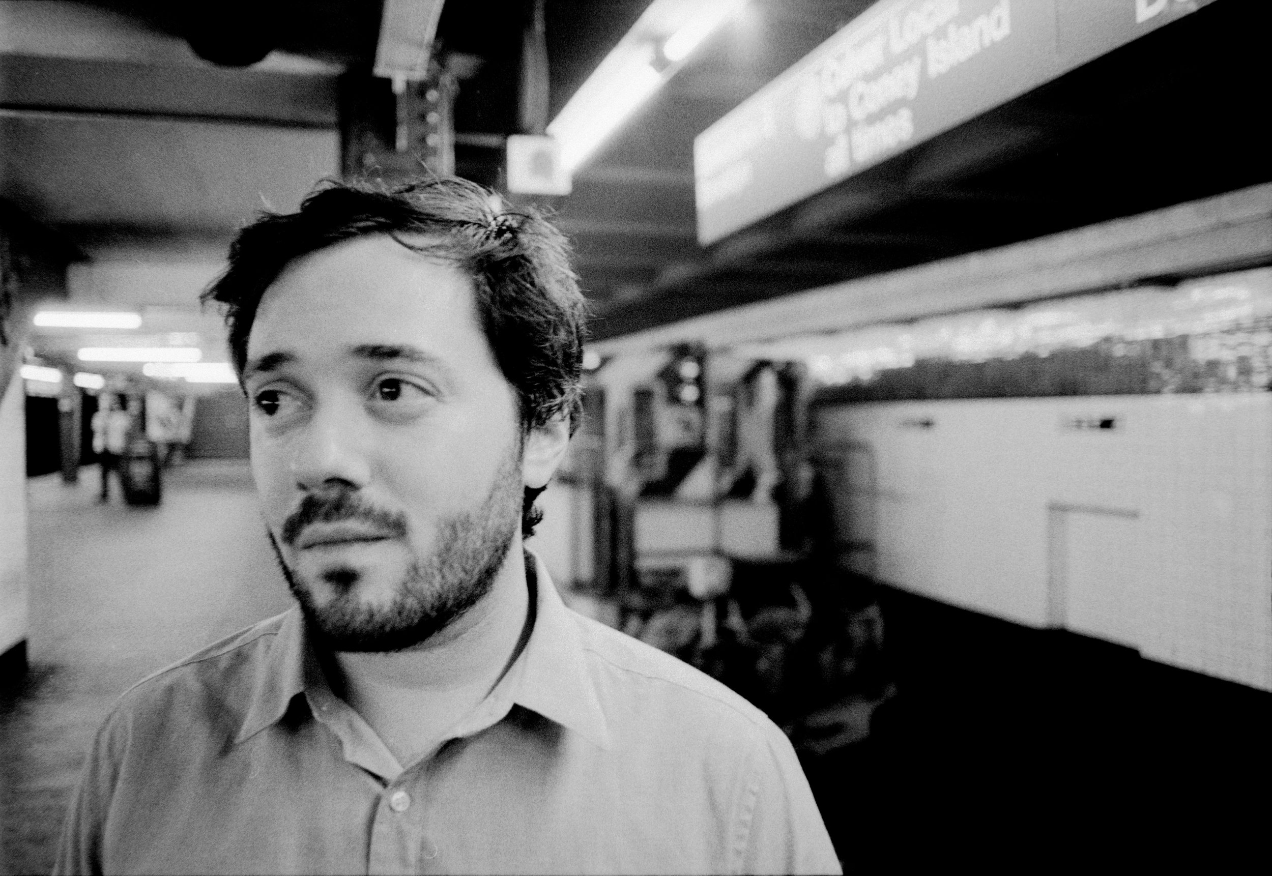 Rob 1 - Illford HP5+ Pushed +2