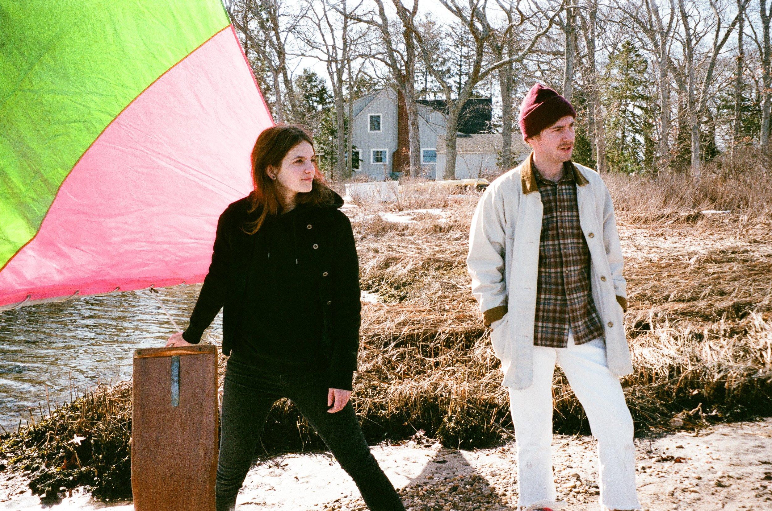 Leads Sara Harper and Delano Montgomery