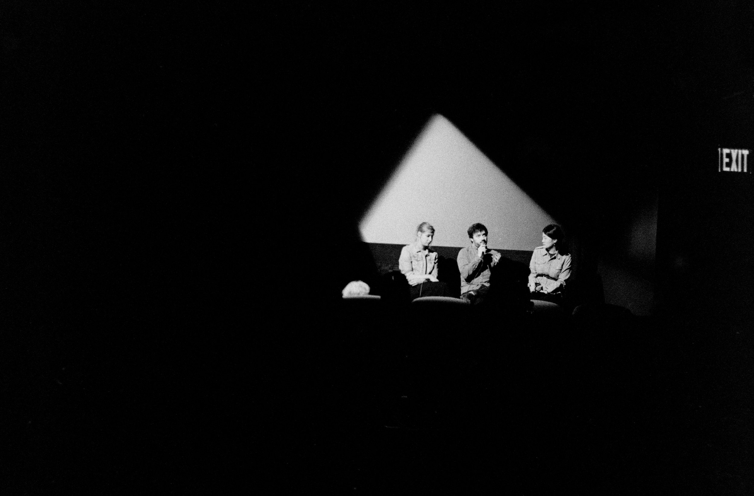 """Bisbee '17"" Q&A with Rob & Bennett at Film Forum"