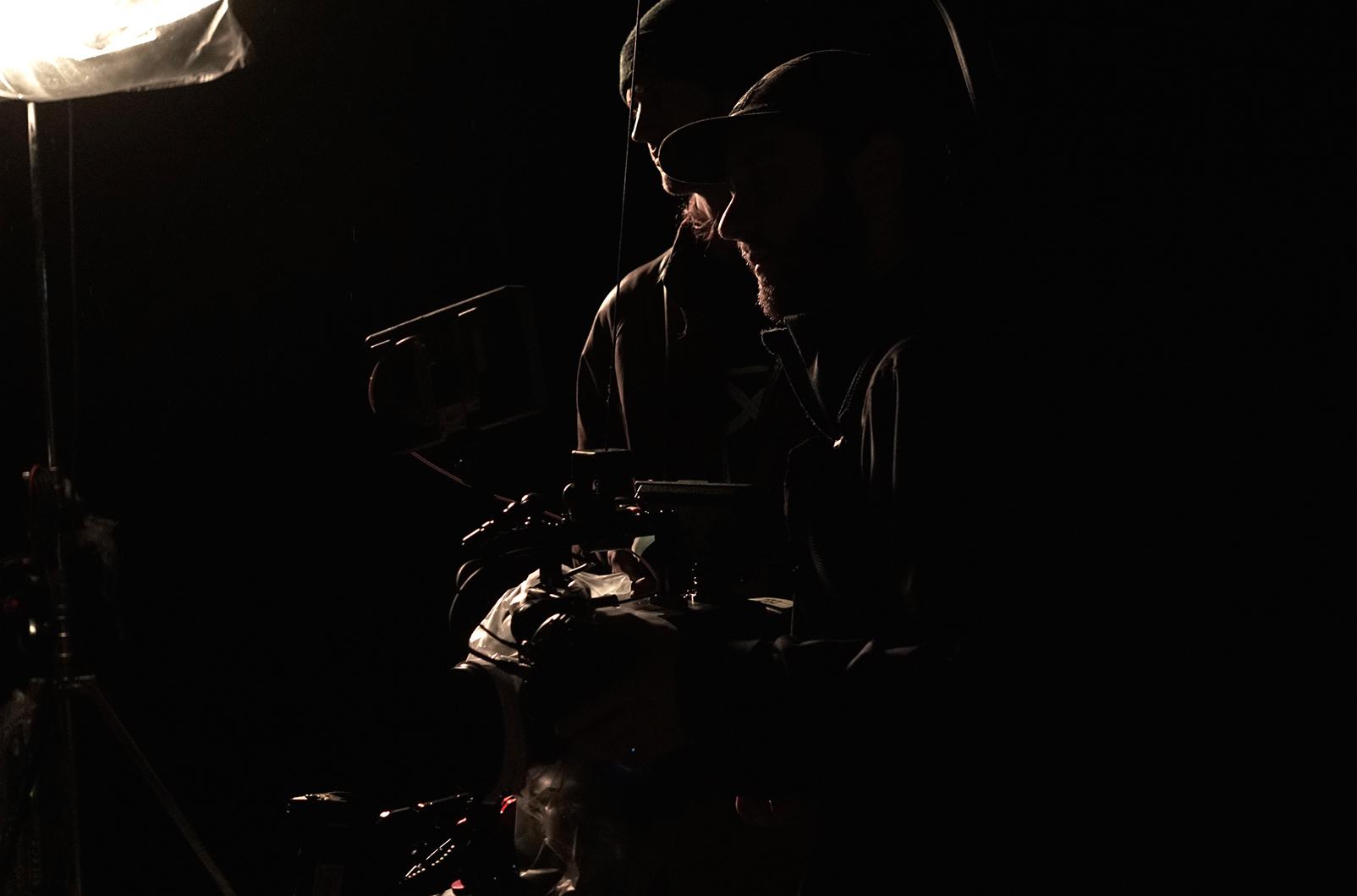 """Road Head"" music video with 1st AC Logan Quarles"