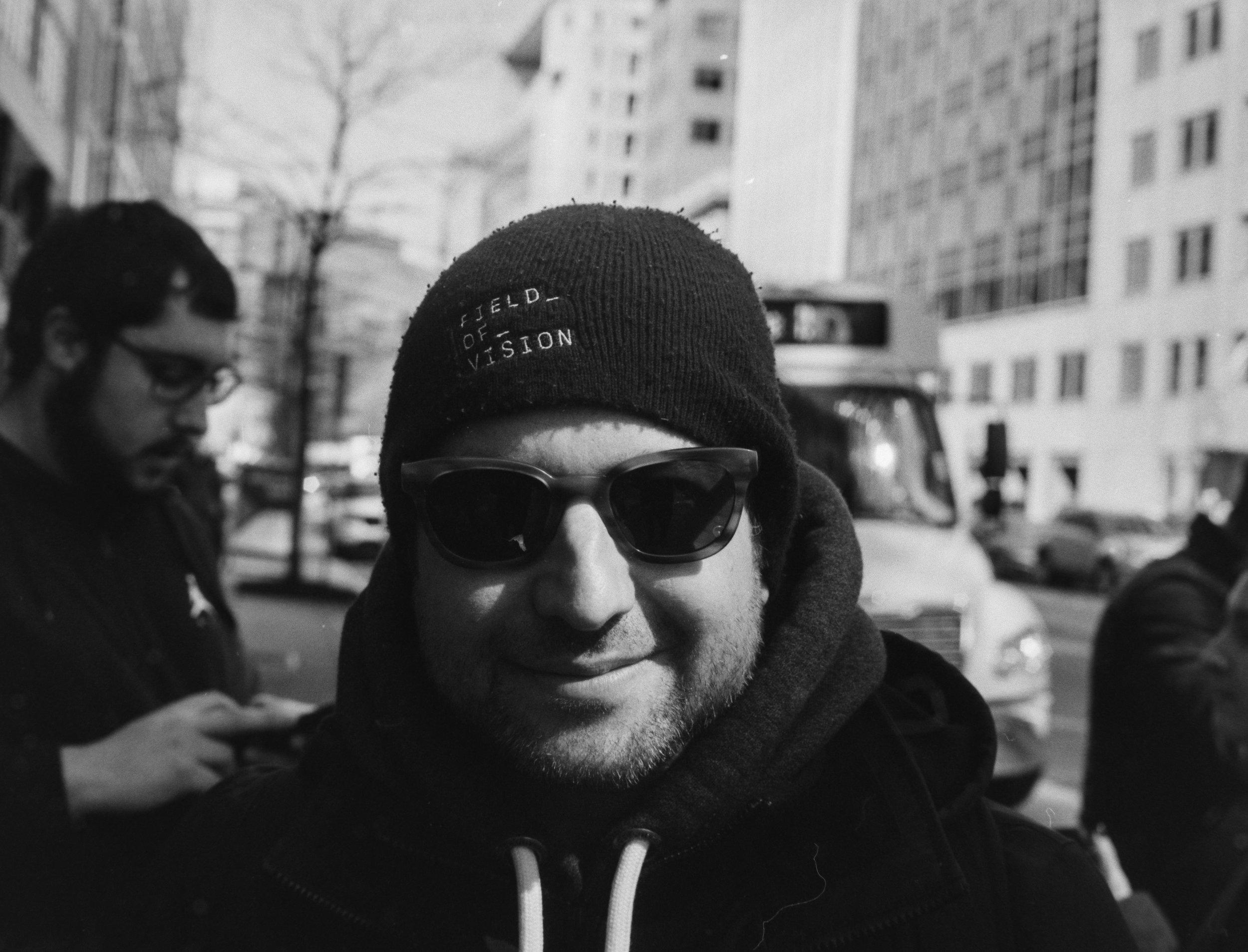 Documentarian Jarred Alterman