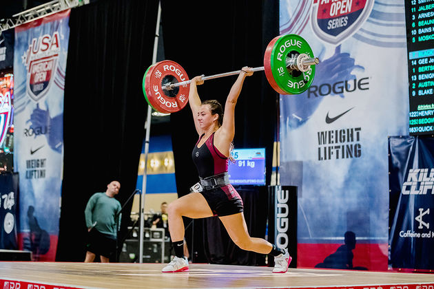 My Valley News: Devyn Kim, a junior at Murrieta Mesa High School, placed fourth in the world at the 2019 Youth World Championships for Olympic Weightlifting Tuesday, March 12, in Las Vegas.   https://www.myvalleynews.com/story/2019/03/22/sports/murrieta-teen-lifts-her-way-to-greatness-for-team-usa/65138.html?fbclid=IwAR3pMKpjv3wWe3wNXF-EvCtig3ZKg6DkOTe6WJV-p61IGM_cLEzmIxafN2w