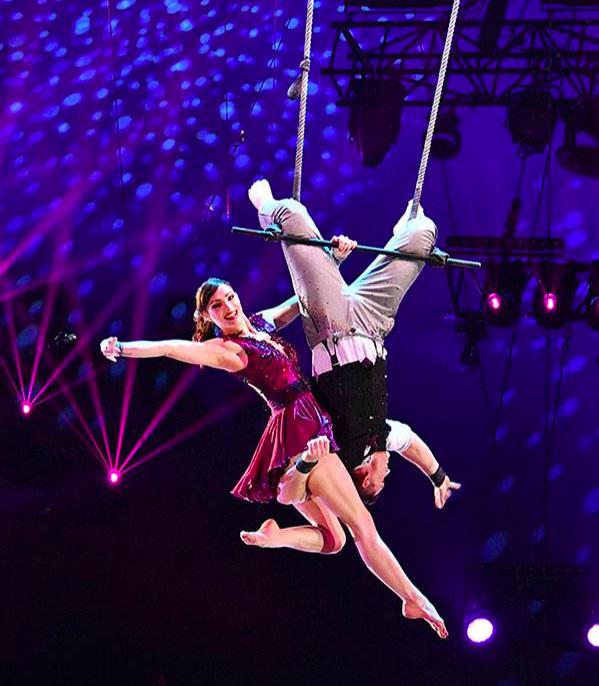 43rd International Circus Festival of Monte Carlo2019 - Bronze Clown Award