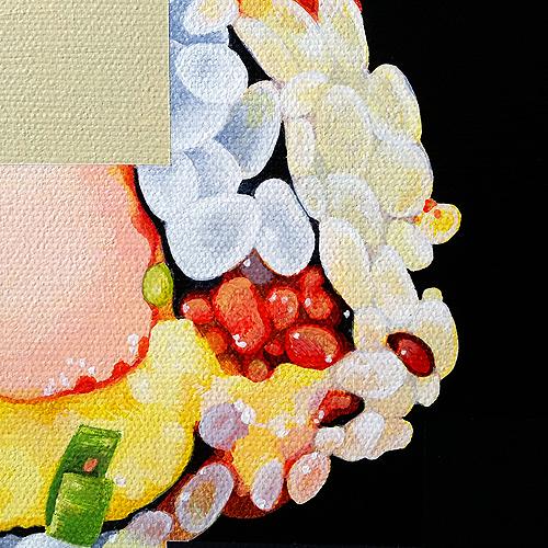 Sushi Sampler (detail view)