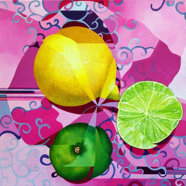 Lemon/Lime   SOLD