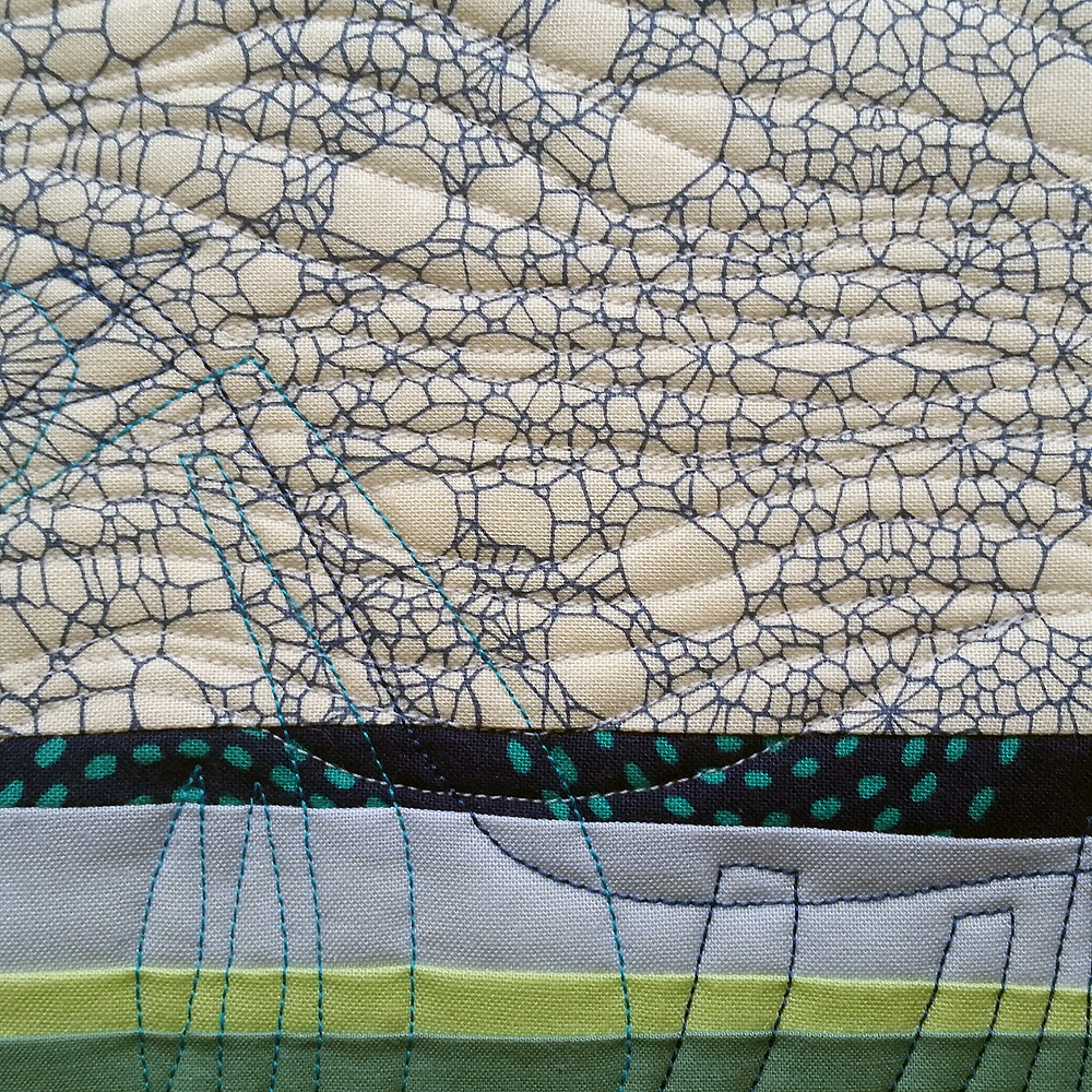 Current Block 12: Interference (detail view) | SOLD
