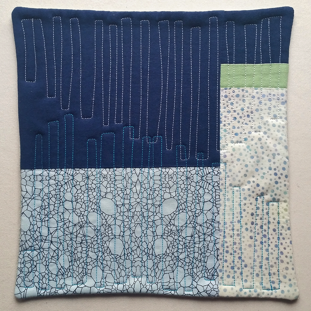 Current Block 17: Stack | SOLD