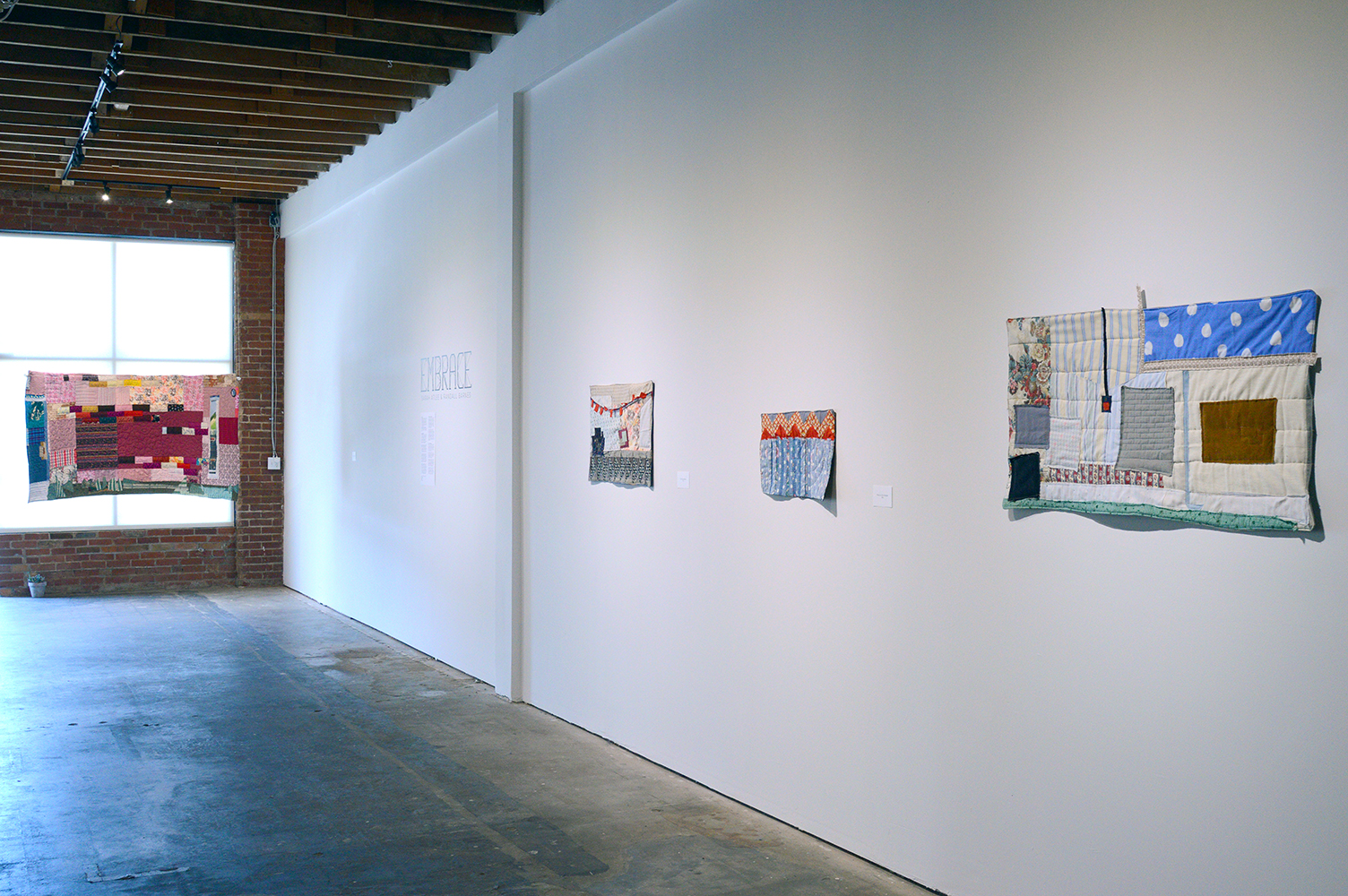 Embrace Installation View