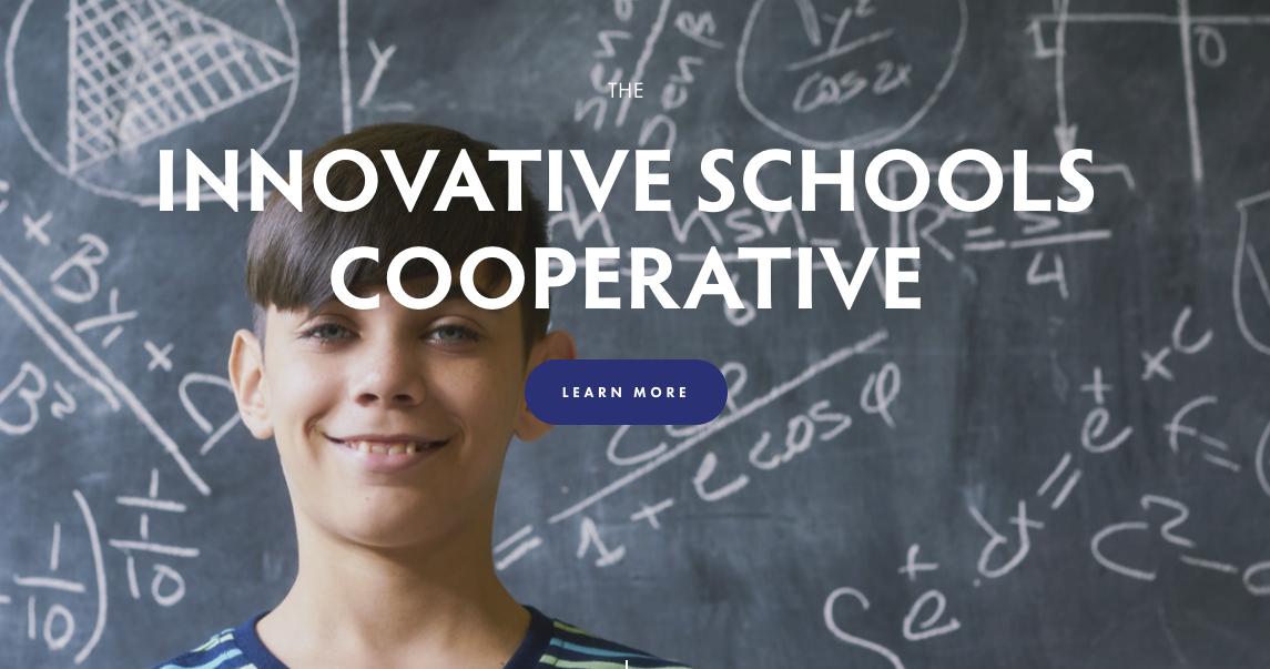 For more:    www.theinnovativeschools.com