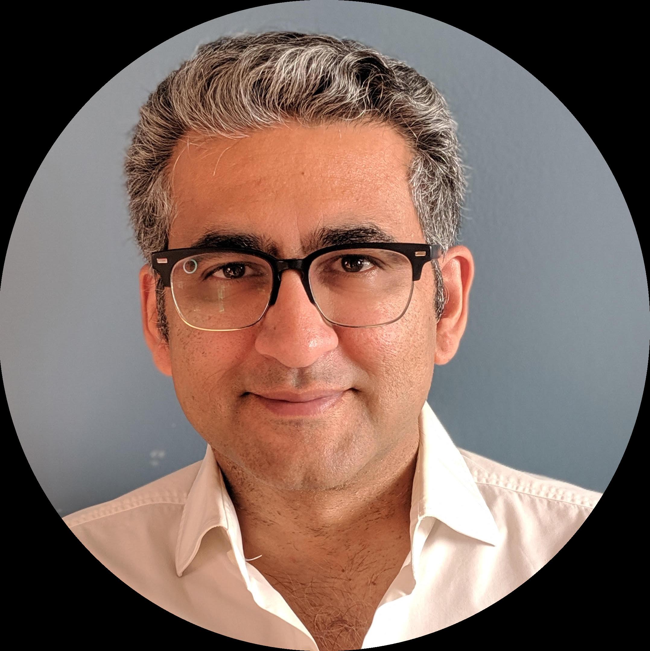 Babur Habib   Co-founder & CEO