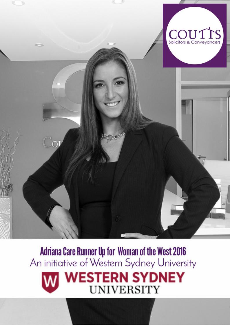 Adriana Care WSU Runner Up