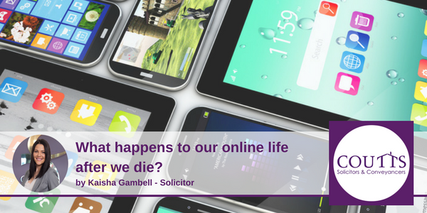 Online Life After We Die