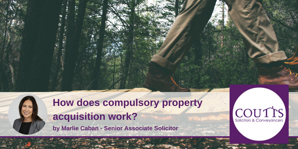 Compulsory Property Acquisition