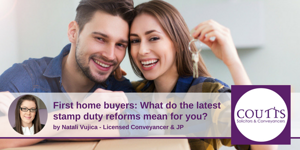 Stamp duty reforms NSW
